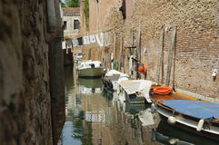 VENISE, ITALIE - canaux de Venise, Vénétie, Italie, l'Europe Photographie stock