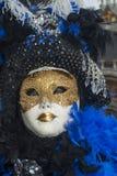 Venise, Italie - 7 février 2018 - les masques du carnaval 2018 Image libre de droits