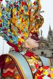 Venise, Italie - 7 février 2018 - les masques du carnaval 2018 Images stock