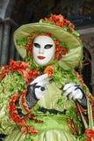 Venise, Italie - 7 février 2018 - les masques du carnaval 2018 Photographie stock