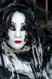 Venise, Italie - 7 février 2018 - les masques du carnaval 2018 Photo stock