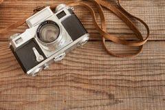 VENISE, ITALIE - 13 MAI 2017 : Un Contax III est un fil du vintage 35mm Photo stock