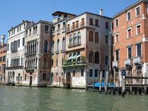 20 06 2017, Venise, Italie : Vue des bâtiments historiques et des canaux Photos libres de droits
