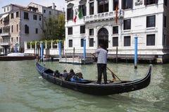 Venise, kanał, Vénétie, Italia, Fotografia Stock