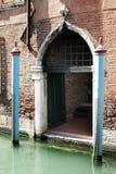Venise, kanał, Vénétie, Italia, Zdjęcie Stock