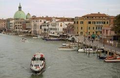 Venise Kanal Lizenzfreies Stockfoto