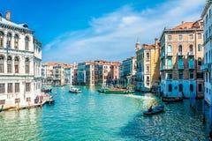 Venise - l'Italie Photos libres de droits