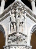 Venise - le Palais des Doges image libre de droits