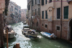 Venise occasionnelle Images stock