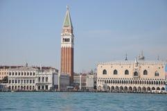 Venise, Piazza San Marco Images libres de droits