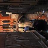 Venise - série de gondole Images libres de droits