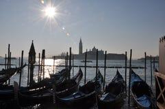Venise, San Giorgio Image libre de droits
