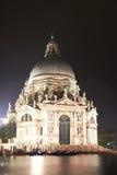 Venise, Santa Maria della Salute Images stock