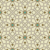 Venise Seamless Pattern Six Royalty Free Stock Photos