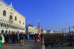 Venise stupéfiante Images libres de droits