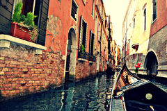 Venise stupéfiante Photographie stock