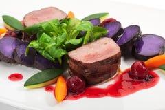 Venison Dish Stock Images