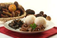 Venison goulash Stock Image