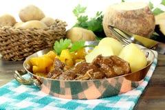Venison goulash Stock Images
