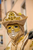 Venitian Carnival Royalty Free Stock Photography
