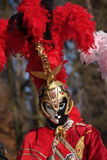 Venitian costume Royalty Free Stock Photos