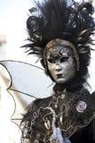 venitian karneval Royaltyfri Bild