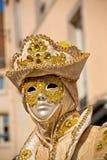 Venitian karneval Royaltyfri Fotografi