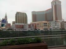 Venitian Macao stock foto