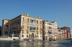 Venitian palace Stock Images