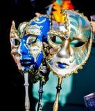 Venitien/ Venice Masks Stock Photos