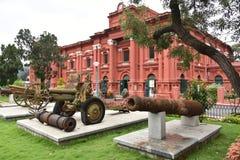 Venkatappa Art Gallery, Bangalore imagens de stock royalty free