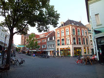 Venlo square Stock Photos