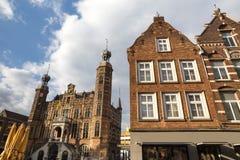 Venlo-townhall in den Niederlanden stockbilder