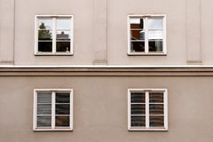 Venster Stock Foto
