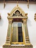 Venster aan Wat - Tempel Royalty-vrije Stock Afbeelding