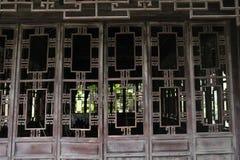 Venster, deur, muur Stock Foto