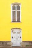 Venster en deuren Stock Afbeelding