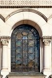 Venster van St Alexander Nevsky Cathedral, Sofia Royalty-vrije Stock Afbeelding