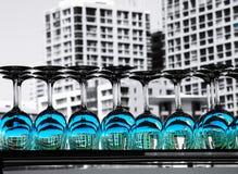 Vensterglazen Royalty-vrije Stock Afbeeldingen