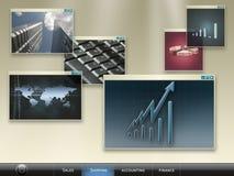 Vensters Stock Fotografie