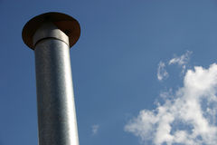 Vent Chimney Stock Images