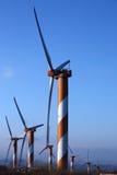 vent d'énergie Photos libres de droits