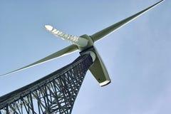 vent d'énergie photo stock