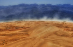 Vent de Death Valley Image stock