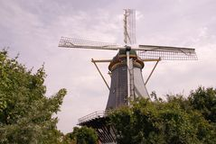 vent de moulin Photographie stock