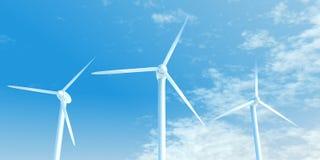 vent de pouvoir Photo libre de droits