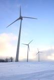 vent de turbine Photos libres de droits
