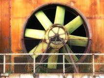 vent de turbine Photo stock