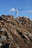 vent de turbine de vidage mémoire Photo stock
