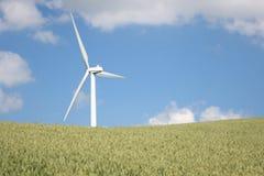 vent de turbine du Danemark Photos libres de droits